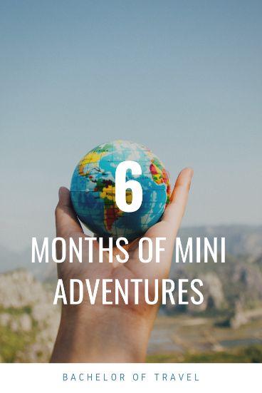 mini adventure 6 months