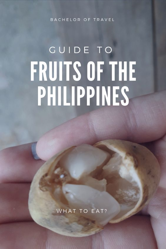 fruits in the philippines