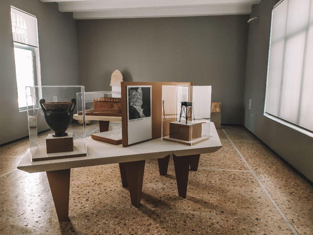 Museum Santorini Archaeological